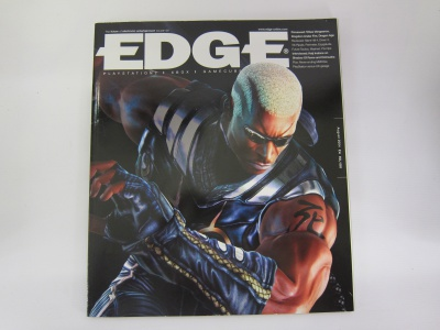 Edge Magazine Issue 139 August 04