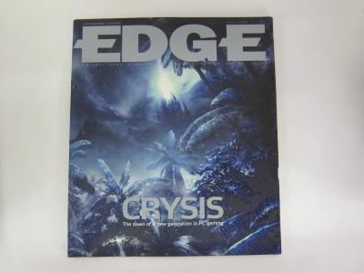 Edge Magazine Issue 161 April 06