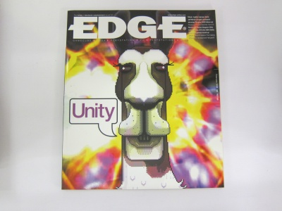 Edge Magazine Issue 120 February 03