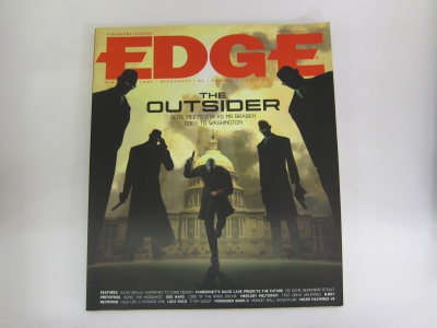 Edge Magazine Issue 165 August 06