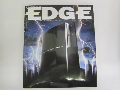 Edge Magazine Issue 182 December 07