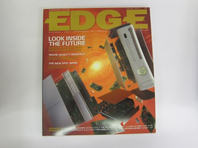 Edge Magazine Issue 152 August 05