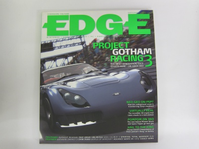 Edge Magazine Issue 153 September 05
