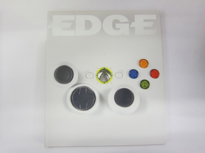 Edge Magazine Issue 157 Christmas 05