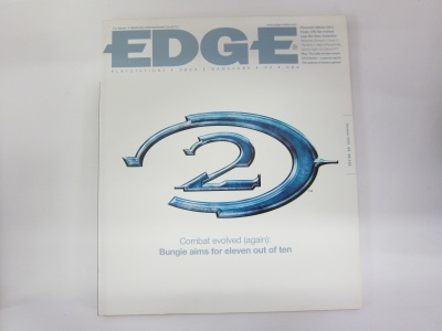 Edge Magazine Issue 141 October 04