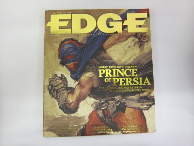 Edge Magazine Issue 189 June 08
