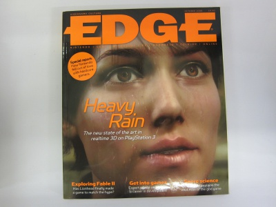 Edge Magazine Issue 193 October 08