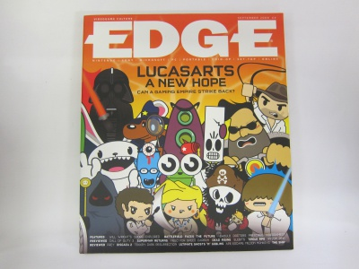 Edge Magazine Issue 166 September 06