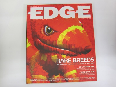 Edge Magazine Issue 167 October 06