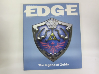 Edge Magazine Issue 169 December 06