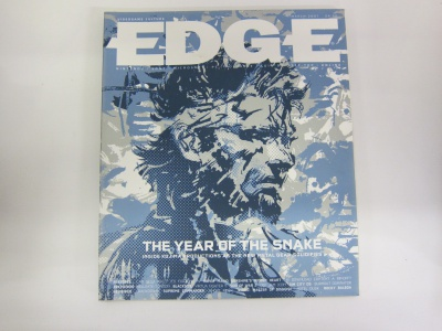Edge Magazine Issue 173 March 07