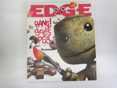 Edge Magazine Issue 174 April 07