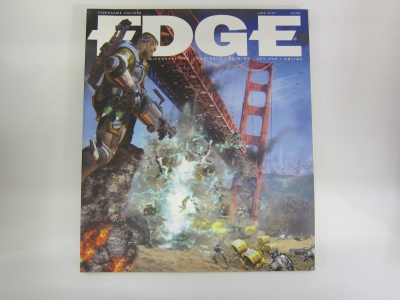 Edge Magazine Issue 176 June 07