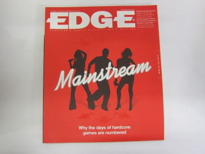 Edge Magazine Issue 132 January 04