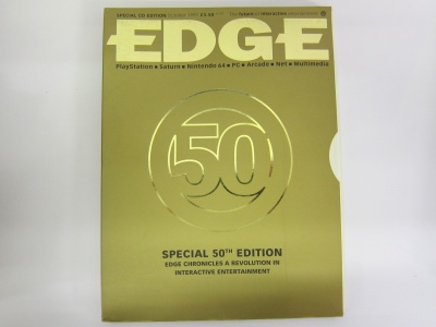 Edge Magazine Issue 50 October 97