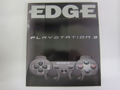 Edge Magazine Issue 170 Christmas 06