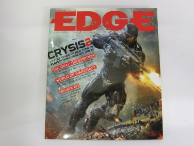 Edge Magazine Issue 212 March 10