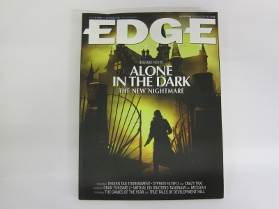 Edge Magazine Issue 81 February 00