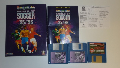 Sensible World of Soccer 95/96