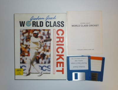 Graham Gooch World Class Cricket