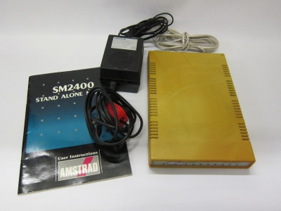 Buy Amstrad SM2400 Stand Alone Modem