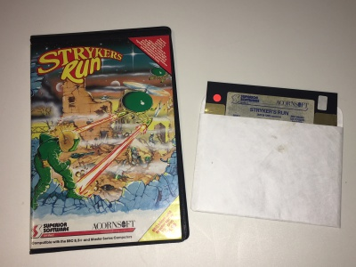 Strykers Run - Superior Software (Disk)