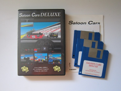 Saloon Cars Deluxe
