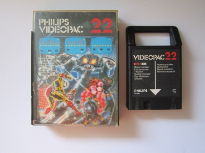 Space Monster Videopac 22