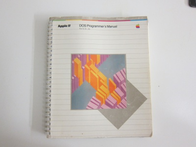 Apple II DOS Programmers Manual