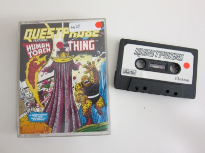 Questprobe Featuring Human Torch and Thing