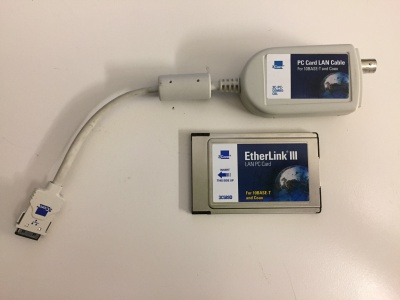 3Com EtherLink 111 LAN PC Card