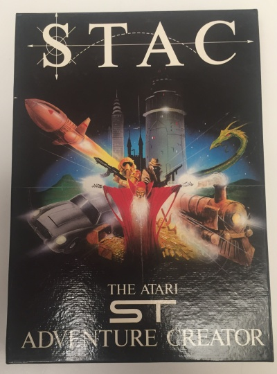 STAC - The Atari ST Adventure Creator
