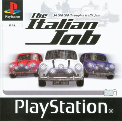 The Italian Job Platinum
