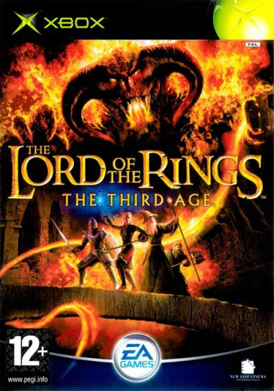 The Lord of the Rings : The Third Age