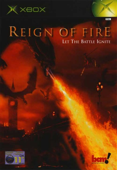 Reign of Fire : Let The Battle Ignite
