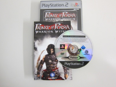 Prince of Persia - Warrior Within (Platinum Edition)