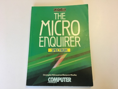 The Micro Enquirer - Spectrum