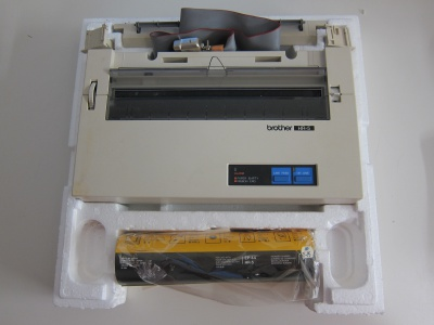 Picture of Brother HP-5 Thermal Transfer Printer