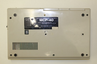Picture of MCP-40 4 Colour Printer/Plotter