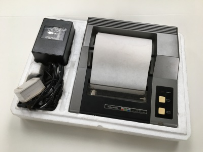 Picture of Tandy TRS-80 Printer/Plotter CGP-115
