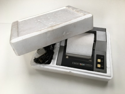 Image of Tandy TRS-80 Printer/Plotter CGP-115