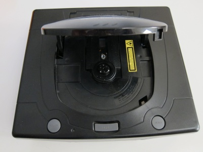 Picture of Sega Saturn (Black) - Not Working